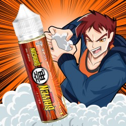 Saiyen Vapors - Dragon 50ml 30PG/70VG