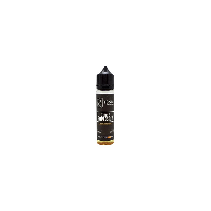 E-liquide Cookie Explosion 50ml 50PG/50VG Hyprtonic