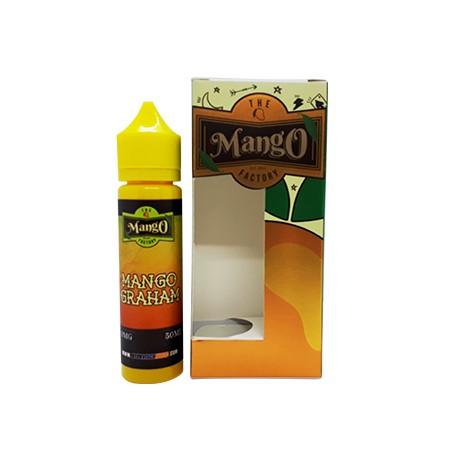 E-liquide Mango Graham 50ml 20PG/80VG - Hyprviscomatic