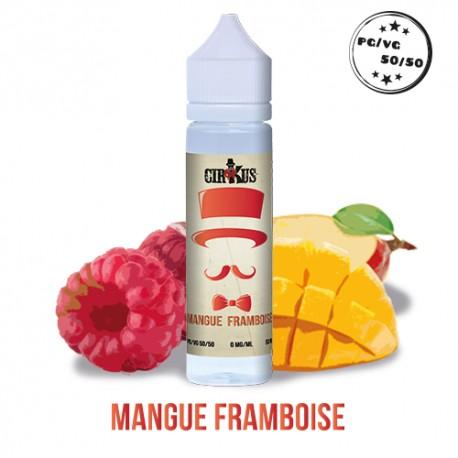 Mangue Framboise Vincent dans les Vapes 50ml