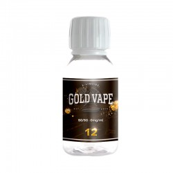 Base à Booster 200 ml - Gold Vape