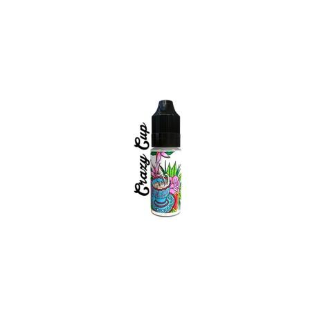 e-liquide fruité CRAZY CUP 10 ml - XBUD - LIQUIDEO