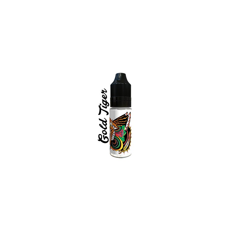 e liquide GOLD TIGER 10 ml - LIQUIDEO - xbud