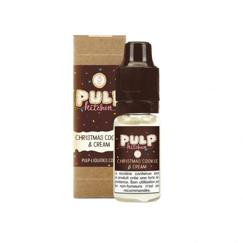 Pulp Christmas Cookie & Cream 10 ml