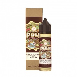 Pulp Kitchen Christmas Cookie & Cream 50 ml