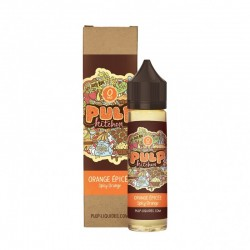 Pulp Kitchen Orange épicée 50 ml