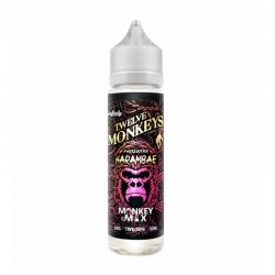 12 Monkeys Harambae 50 ml
