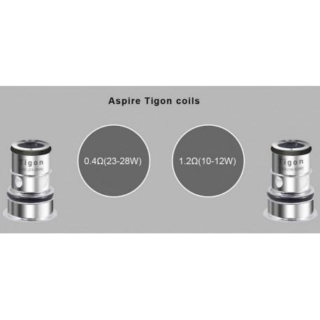 Résistance TIGON - ASPIRE