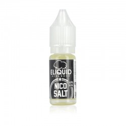 Booster Sel de Nicotine - Eliquid France