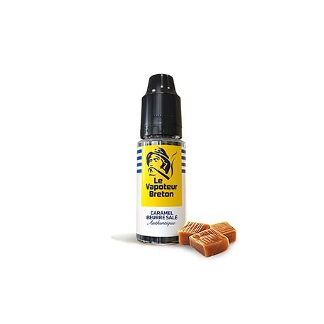 Caramel au beurre salé 10 ml - Le vapoteur breton