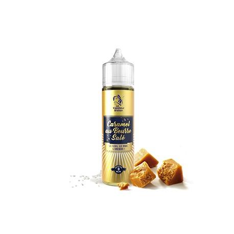 Le Vapoteur Breton - Caramel Beurre Salé 50ml