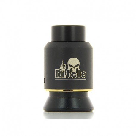Dripper PIRATE KING V2 RDA 24mm - RISCLE