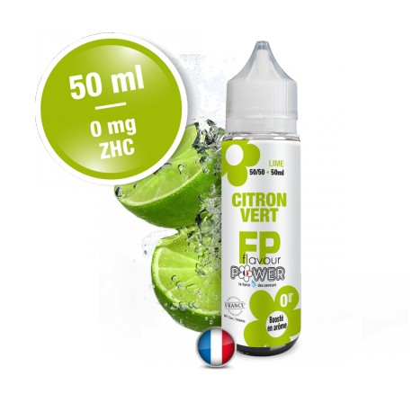 CITRON VERT 50 ml - Flavour Power