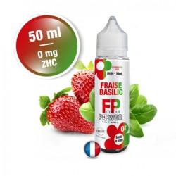 FRAISE BASILIC 50 ml - Flavour Power
