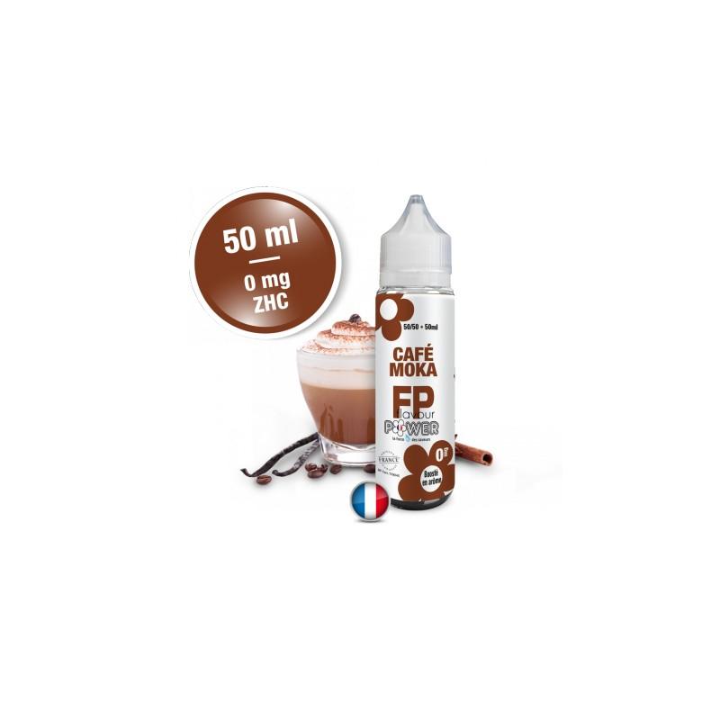 CAFÉ MOKA 50 ml - Flavour Power