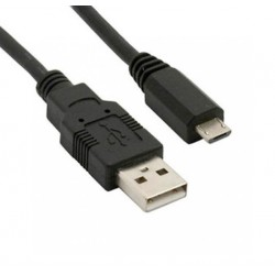 Cable chargement micro USB