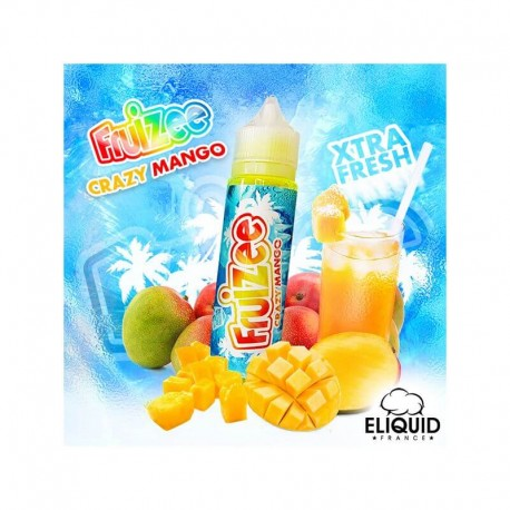 Crazy Mango 50 ml - Fruizee
