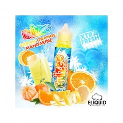 Citron Orange Mandarine 50 ml - Fruizee