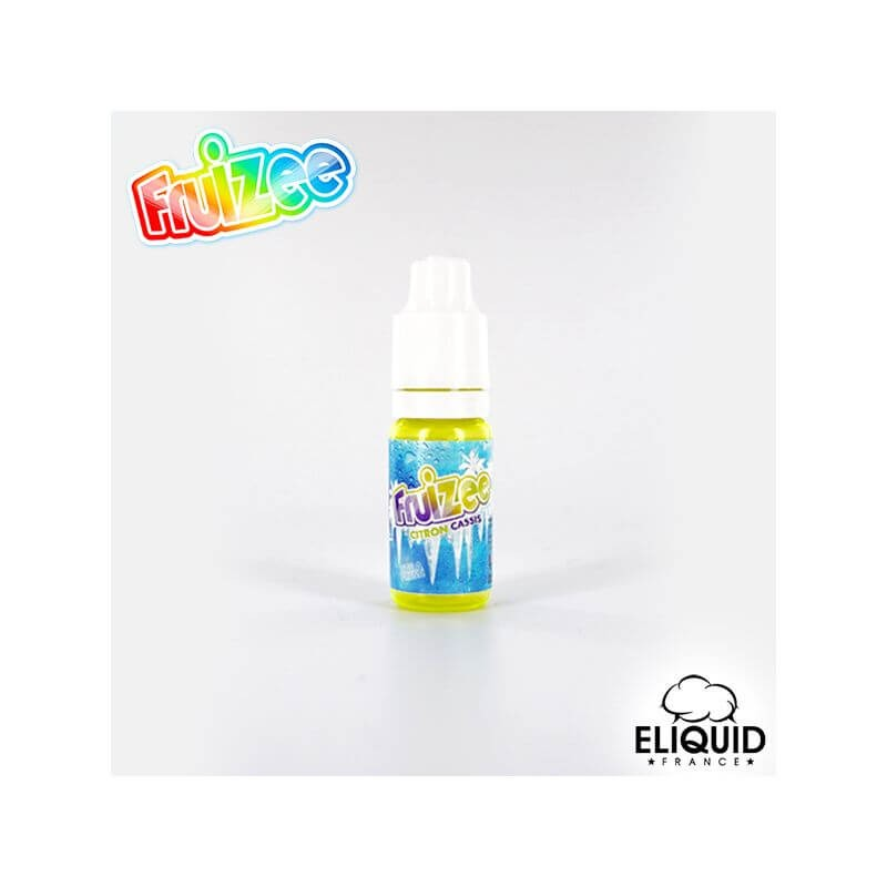 Citron Cassis 50 ml - Fruizee