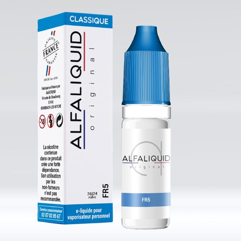 Alfaliquid Classique FR5 10ml