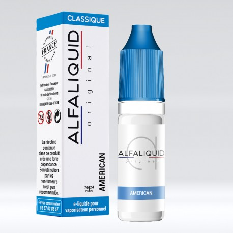 Alfaliquid Classique American