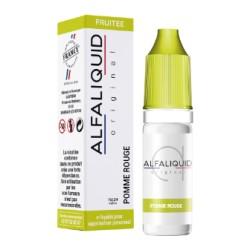 Alfaliquid Pomme Rouge 10 ml