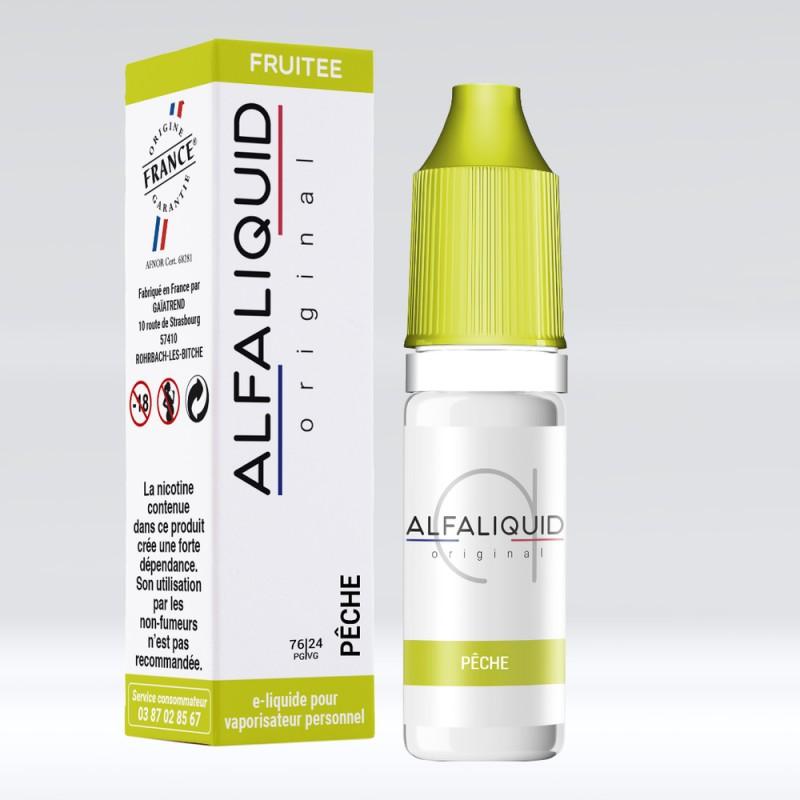 Alfaliquid Pêche 10ml