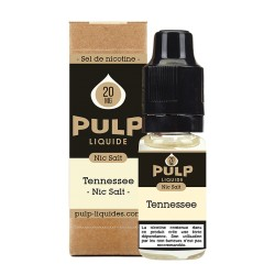 Tennessee Nicsalt 10 ml - Pulp
