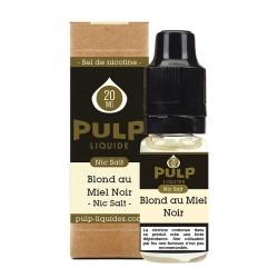 Pulp Blond au Miel Noir - Sels de nicotine