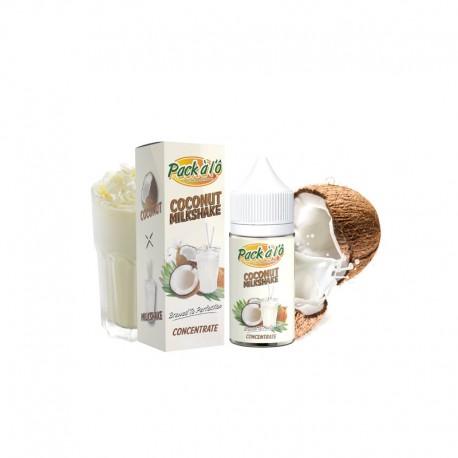 Arôme concentré Coconut Milkshake 30ml - Pack à l'ô