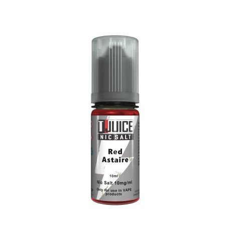 Red Astaire 10ml - Nicsalt