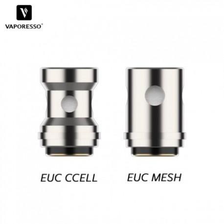Résistances EUC CCELL/MESH - Vaporesso