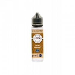 Crème Caramel 50 ml - Tasty Collection - Liquidarom