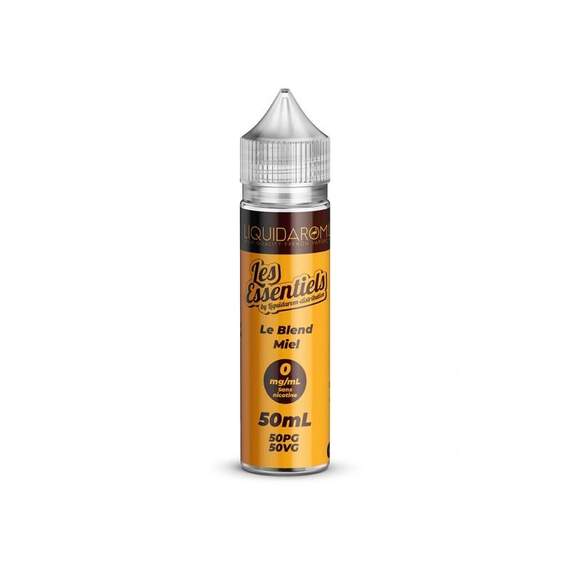 Blend Miel 50 ml - Les essentiels - Liquidarom