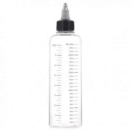Flacon gradué pour mélange e-liquide
