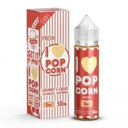 I love popcorn too 50ml mad hatter