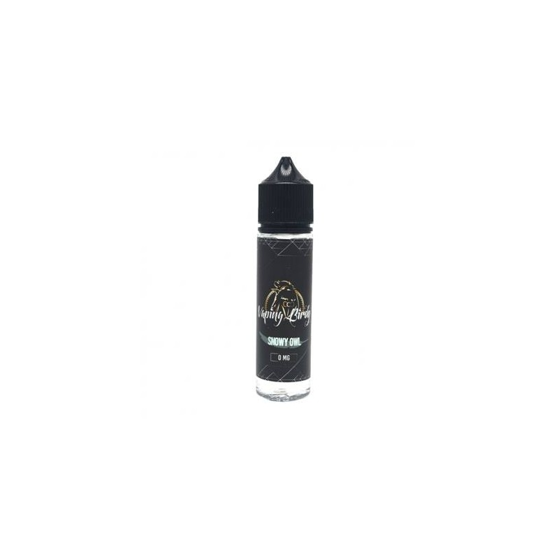 Snowy Owl 50ml Vaping Birdy