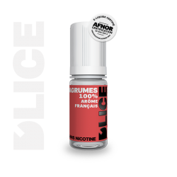 Agrumes 10ml - D'LICE