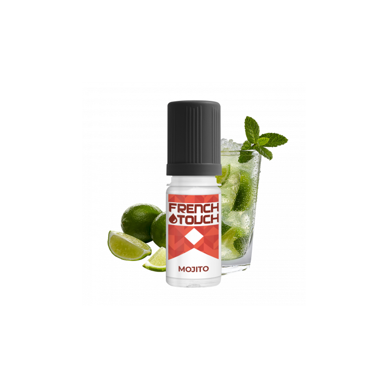 Mojito 10ml french touch