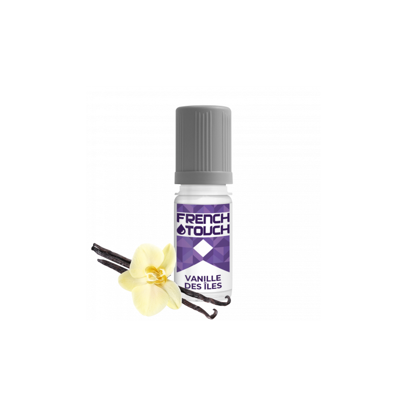 Vanille des îles 10ml french touch