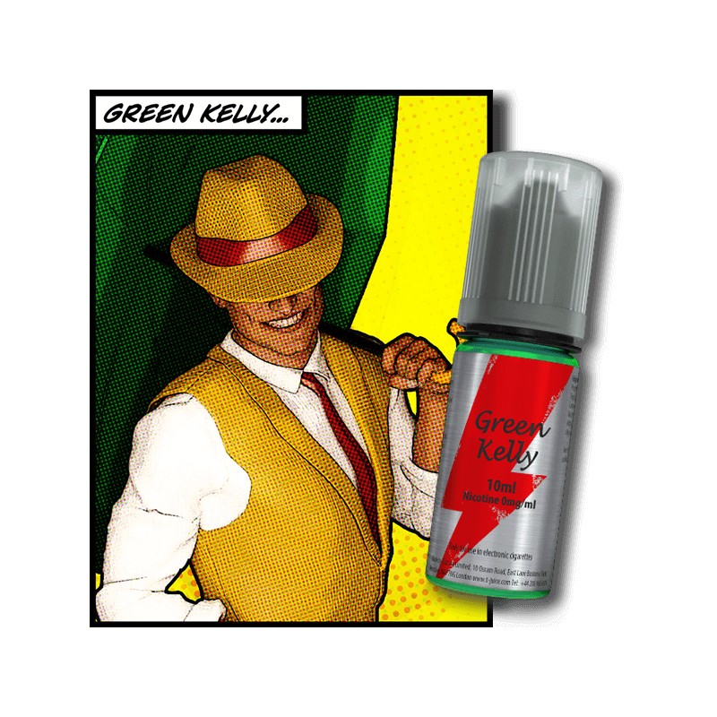 Green Kelly 10ml t-juice