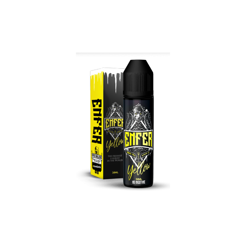 Yellow 50ml Enfer