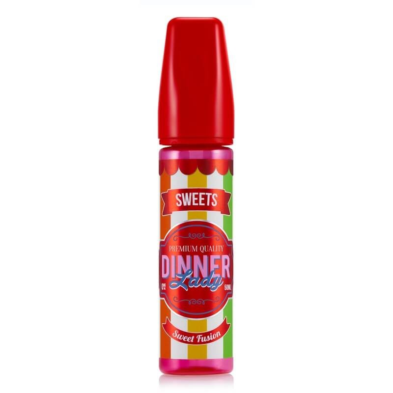 Sweet Fusion 50ml Dinner Lady