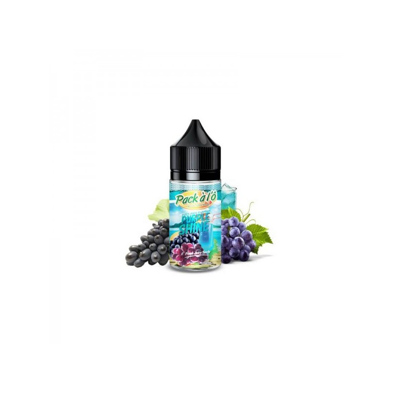 Concentré Purple Shine 30ml pack a l'o