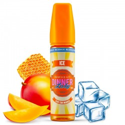Sun Tan Mango Ice 50ml 0% sucralose dinner lady