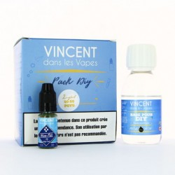 Pack DIY 100ml 2mg/ml - VDLV