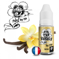 VanaLy 10ml Rebel - Flavour...