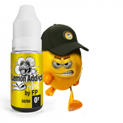 Lemon Addict 10ml Rebel -...