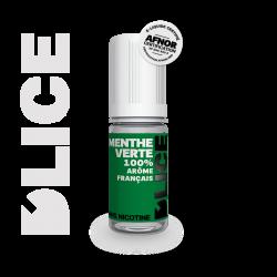 Menthe Verte 10ml - D'LICE