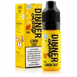 Lemon Tarte dinner lady 10 ml